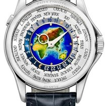 Patek Philippe World Time 5131G-001 2012 usados