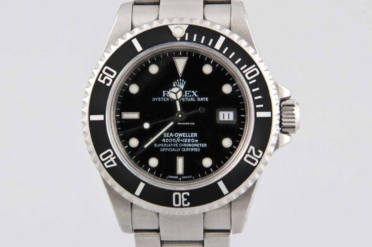 Rolex 16610 2006 pre-owned