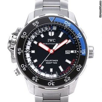 IWC Aquatimer Deep Two nuevo
