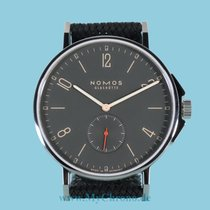 NOMOS Ahoi Atlantik Steel 40mm Blue Arabic numerals