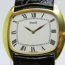 Piaget Yellow gold Manual winding pre-owned