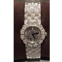 Patek Philippe Lady white gold diamonds