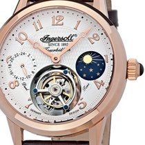 Ingersoll 45mm Manual winding new White