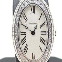 Tiffany Diamond Cocktail Watch White 18 Karat Ladies With...