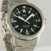 IWC Aquatimer Automatic Сталь 44mm Чёрный