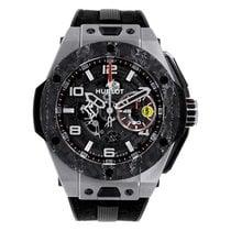 Hublot Big Bang Ferrari new 2019 Automatic Chronograph Watch with original box and original papers 401.NJ.0123.VR