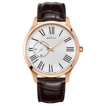 Zenith 18.2010.681/11.C498 Rose gold Elite Ultra Thin 40mm new