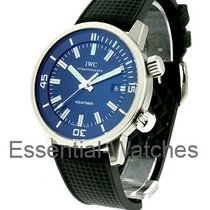 IWC 323101 Vintage Aquatimer - Automatic - Steel on Strap with...