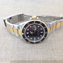 Rolex Submariner Date Steel and 18ct Gold 16803 / 16613