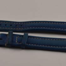 Breitling Leder Armband Band 22mm 22-18 Für Dornschliesse Rar
