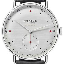 NOMOS Metro Neomatik Steel 38.5mm Silver United States of America, New York, Airmont