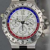 Bulgari Diagono 40mm Flyback Chronograph GMT