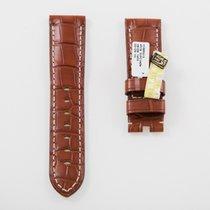 Panerai Parts/Accessories new Crocodile skin Brown