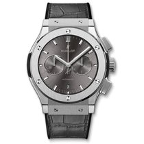 Hublot Classic Fusion Chronograph Titanium 42mm Grey United Kingdom, London