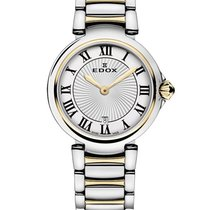 Edox new Quartz 29mm Steel