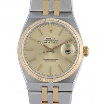 Rolex Datejust 17013 Steel Yellow Gold 36mm