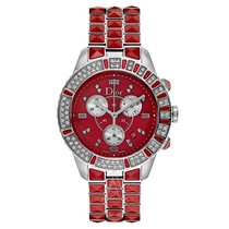 Dior Women's Dior Christal Watch CD11431FM002.  100% AUTHENTIC...