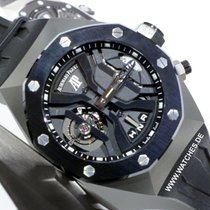 Audemars Piguet Royal Oak GMT Tourbillon Concept Titanium and...