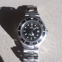 Omega Seamaster (Submodel) pre-owned 39mm Steel