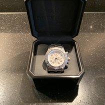 Breitling Chronograaf 48mm Automatisch 2011 tweedehands Super Avenger Wit