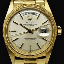 Rolex Day-Date 36 Oro amarillo 36mm Sin cifras España, Barcelona