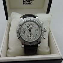 Montblanc Steel 41mm Automatic 7034 pre-owned