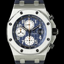 Audemars Piguet Royal Oak Offshore Chronograph pre-owned 42mm Steel