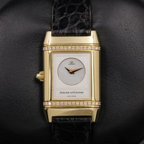 Jaeger-LeCoultre Reverso Duetto Yellow gold 30mm Mother of pearl United States of America, California, Huntington Beach