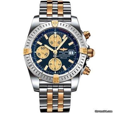 timeless design 2eb59 813d6 Breitling Chronomat Evolution 43.7мм Chronomat Evolution B13356