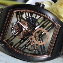 Franck Muller Ceramic Automatic new Vanguard