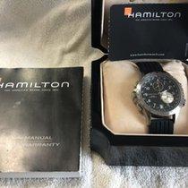 Hamilton Ατσάλι 42mm Χαλαζίας H77612333 μεταχειρισμένο Ελλάδα, Iraklio CRETE