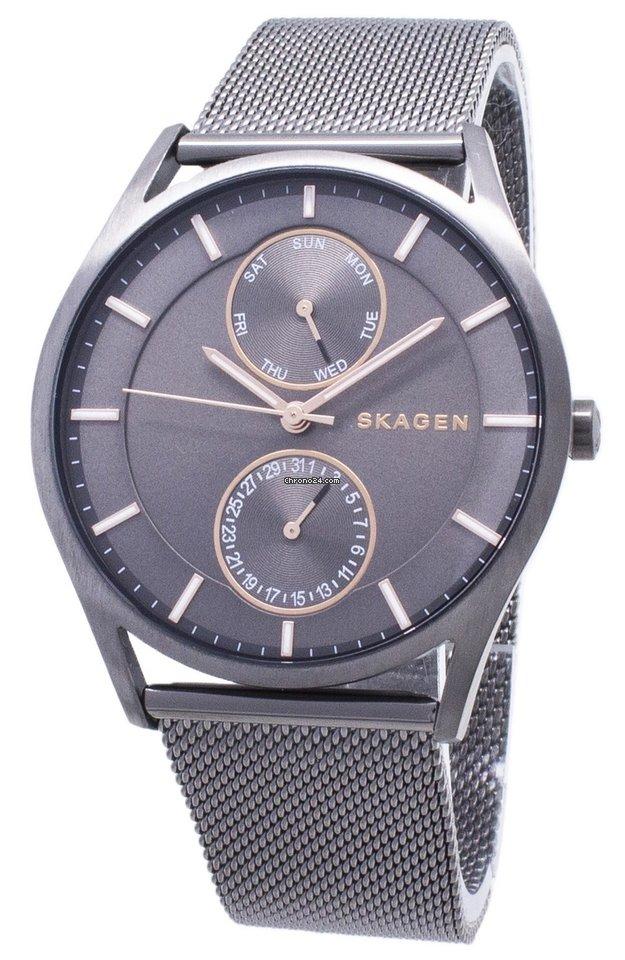 a6c939cf1d9c2 Montres Skagen - Afficher le prix des montres Skagen sur Chrono24