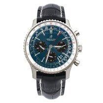 Breitling Navitimer 1 B01 Chronograph 43 new Automatic Watch with original box and original papers AB0121211C1P1