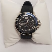 Nautica Staal 38mm Quartz N16635M