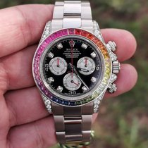 Rolex 116599RBOW Or blanc 2013 Daytona 40mm occasion