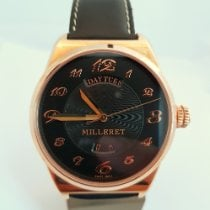 Milleret Steel 45mm Automatic MO1501 pre-owned