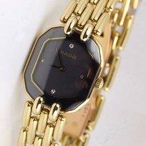 Rado Sarı altın 18mm Quartz ikinci el