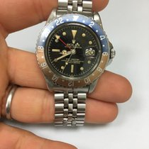 Rolex 1675 Steel 1959 GMT-Master 40mm pre-owned United States of America, New York, New York