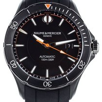 Baume & Mercier Clifton Steel 42mm Black United States of America, Illinois, BUFFALO GROVE