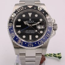 Rolex 116710BLNR Steel 2015 GMT-Master II 40mm pre-owned United Kingdom, Middlesbrough