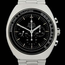 Omega Speedmaster new 1977 Manual winding Chronograph Watch with original box and original papers 145.0014