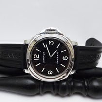 Panerai Luminor Base Acciaio 44mm Nero Arabo Italia, Rassina