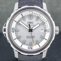 IWC Aquatimer Automatic Steel 42mm Silver United States of America, Massachusetts, Boston