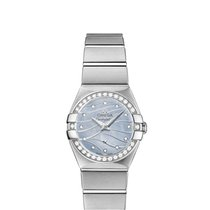 Omega Constellation Quartz 123.15.24.60.57.001 nouveau