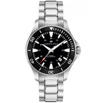 Hamilton H82335131 Acier 2019 Khaki Navy Scuba 40mm occasion France, Paris
