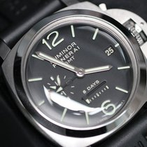Panerai Luminor 1950 8 Days GMT PAM 00233 2016 nowość