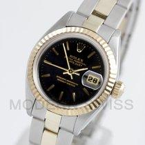 Rolex Lady-Datejust Çelik 26mm Siyah