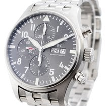 IWC IW377719 Pilot Spitfire Chronograph 43mm pre-owned United States of America, California, Beverly Hills