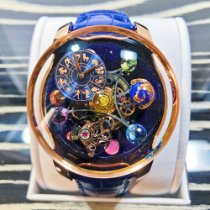 Jacob & Co. Astronomia Růžové zlato 43.4mm