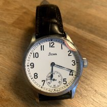 Stowa Steel 41mm Manual winding N1352 pre-owned